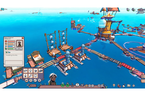 Flotsam sur PC | ActuGaming