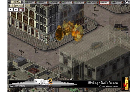Gangsters 2 PC Game Free Full Version Download ~ Just software