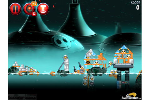 Angry Birds Star Wars II Free Download - Ocean Of Games