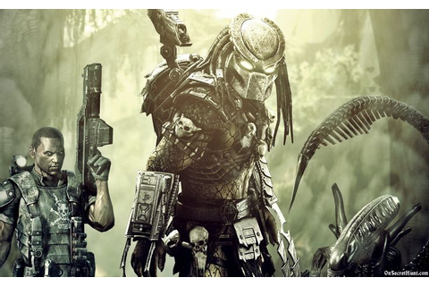 Aliens vs Predator Game Wallpaper | On Secret Hunt ...