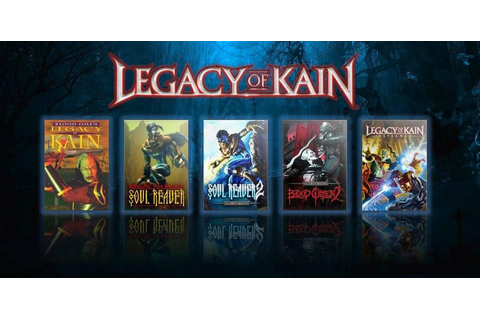 Legacy of Kain Chronology & Timeline of Media ...