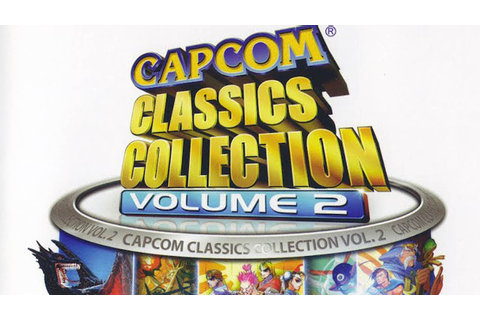 Nay's Game Reviews: Collection Review: Capcom Classics ...