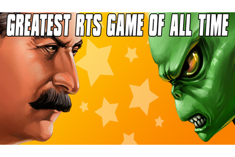 Stalin vs Martians - THE GREATEST RTS GAME OF ALL TIME ...