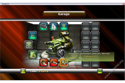 Burning Cars - Tai game | Download game Đua xe