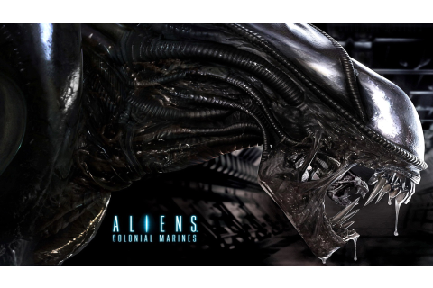 Aliens: Colonial Marines Xenomorph Alien HD wallpaper ...