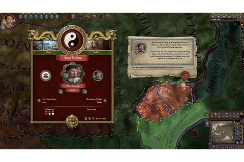 Crusader Kings II Jade Dragon Free Download - Ocean Of Games