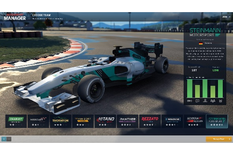 Motorsport Manager release date and system requirements ...