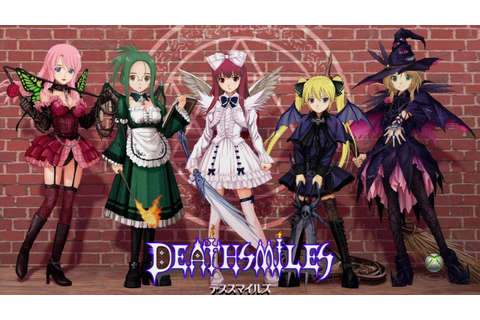 Deathsmiles is finally coming to Steam!