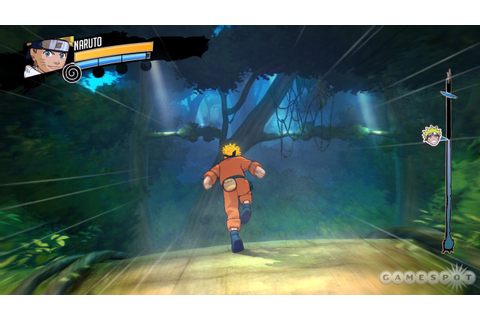 Tree jumping image - Naruto: Rise of a Ninja - Mod DB
