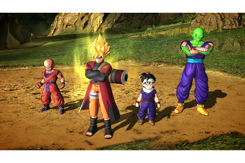 Dragon Ball Z: Battle of Z coming west in early 2014 - VG247