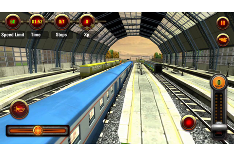 Train Racing Games 3D 2 Player Android Gameplay HD by C4U ...