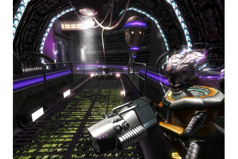 Download PC Games Alien Arena For Free | GAMES FREE