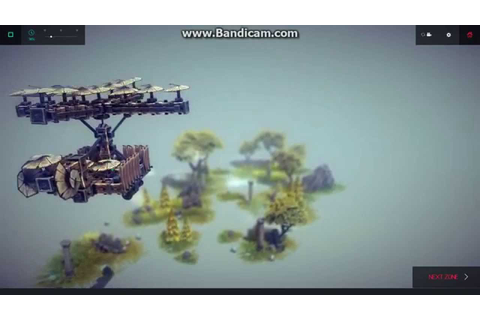Besiege Game - Helicopter failure - YouTube
