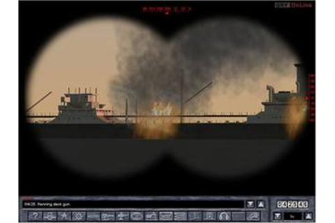 Silent Hunter II: WWII U-Boat Combat Simulator - PC ...