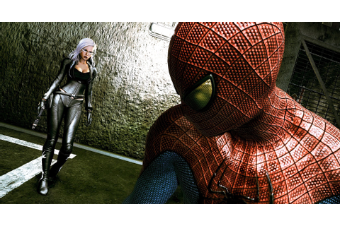 The Black Cat's 'The Amazing Spider-Man' Game Look Revealed