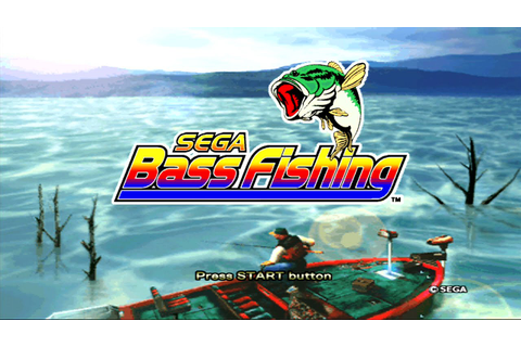 Sega Bass Fishing - Xbox 360 Live Arcade Gameplay - XBLA ...