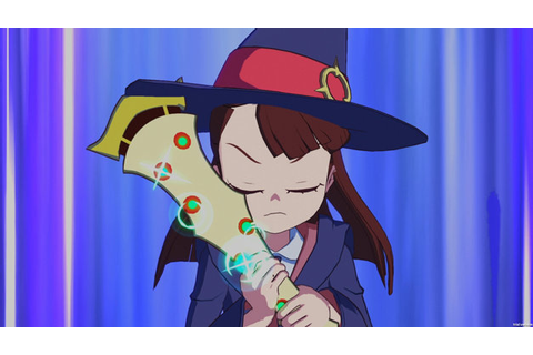 Little Witch Academia: Chamber of Time Game | PS4 ...