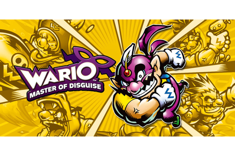 Wario: Master of Disguise | Nintendo DS | Games | Nintendo