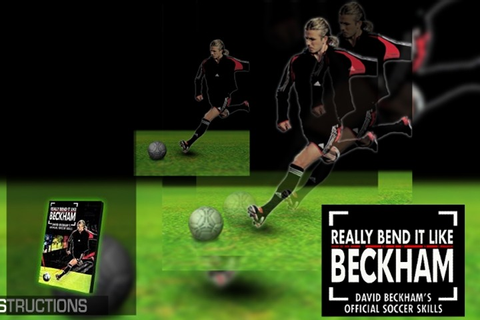 Really Bend It Like Beckham Game - Celebrity games - Games ...