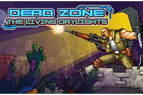 Dead Zone HD – The Living Daylights iPhone game - free ...