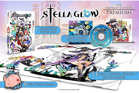 Stella Glow launches November 17 in North America - Gematsu