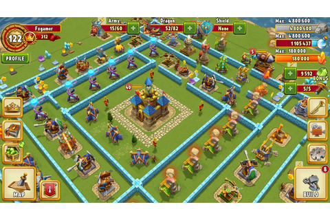 Dragon Lords: 3D strategy - Android Apps on Google Play