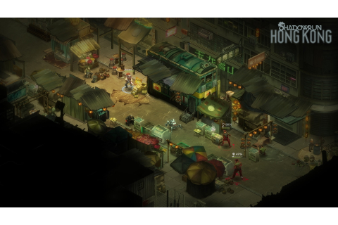 Travel to Hong Kong With First Shadowrun Screens | Rock ...