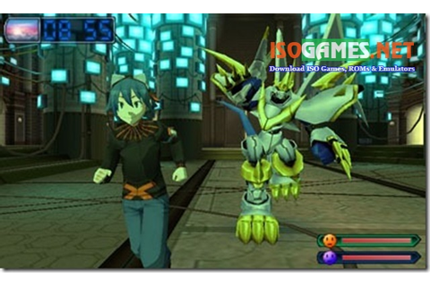 Digimon World Re: Digitize JPN 3DS CIA - ISo Games