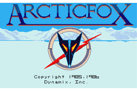 Download Arcticfox - My Abandonware