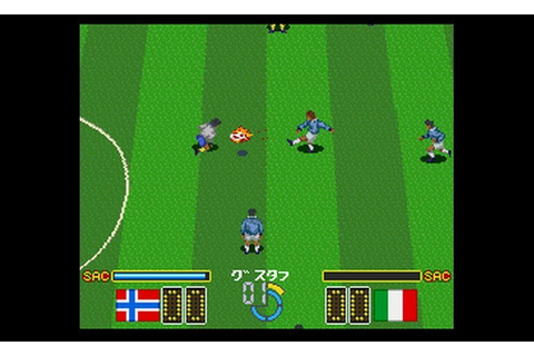Play Hat Trick Hero 2 (Japan) • Super Nintendo GamePhD
