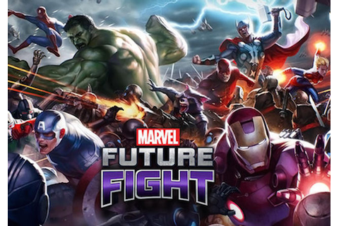 Marvel Future Fight Lets You Control The Avengers ...
