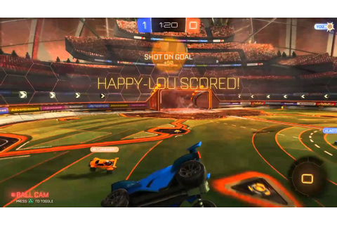 BEST CAR / FOOTBALL GAME EVER - Rocket League PS4 Closed ...