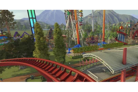 The Best Roller Coaster Simulator Games of All Time