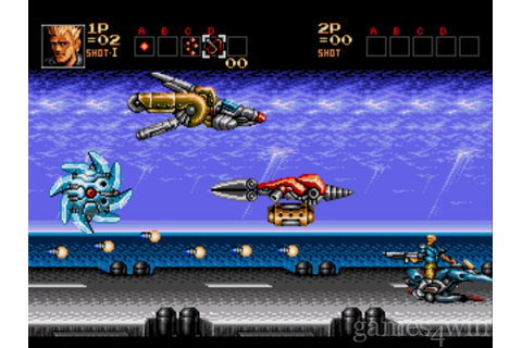 Contra - Hard Corps. Download and Play Contra - Hard Corps ...
