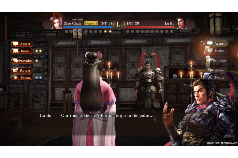Romance of the Three Kingdoms XIII - PS4 Review ...