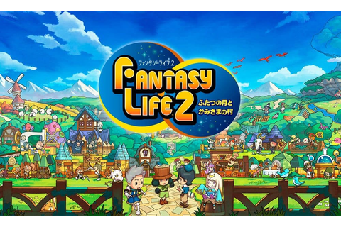 Fantasy Life 2 Hack for Android Cheats