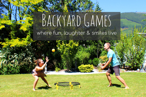 Backyard Games | Outdoor Games for Adults and Kids