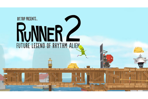 Runner2: Future Legend of Rhythm Alien (Xbox60) Review ...