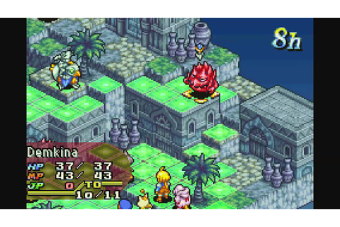 Final Fantasy Tactics Advance Wii U Virtual Console ...