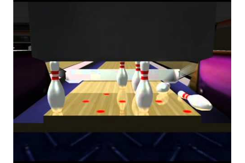 AMF Bowling 2004 - Xbox Gameplay - YouTube