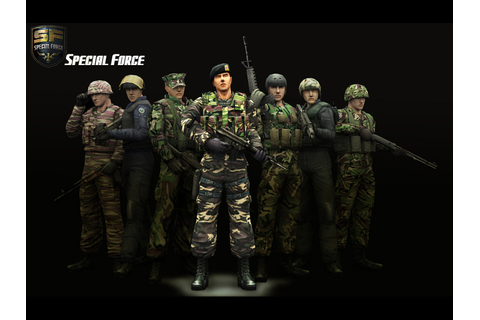 SPeCiaL FoRCe | aLFReDaNTHoNyPaeT'S BLoG