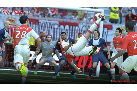 PES 2014 Free Download - Game Maza