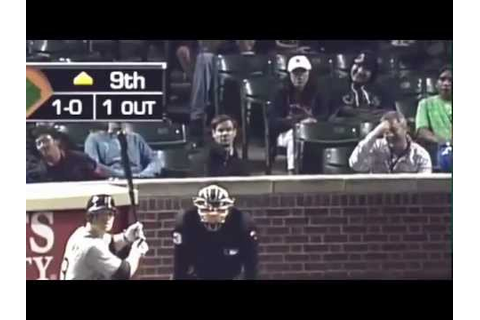 Blowjob behind home plate - YouTube