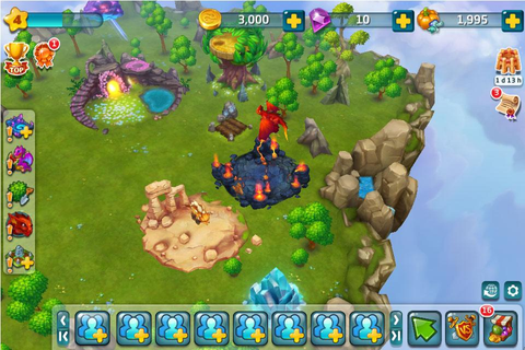 Dragons World Review - Play Games Like