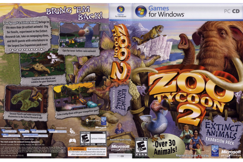 Filmovízia: Zoo Tycoon 2 - Extinct Animals