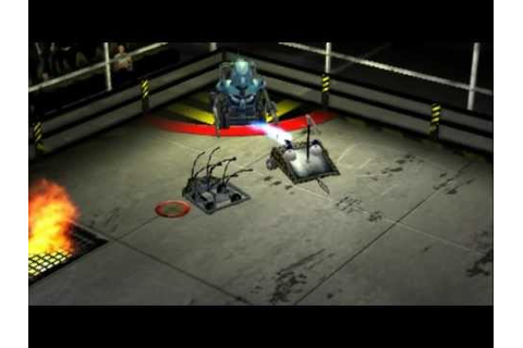 Robot Wars: Arenas of Destruction (PS2 Gameplay) - YouTube