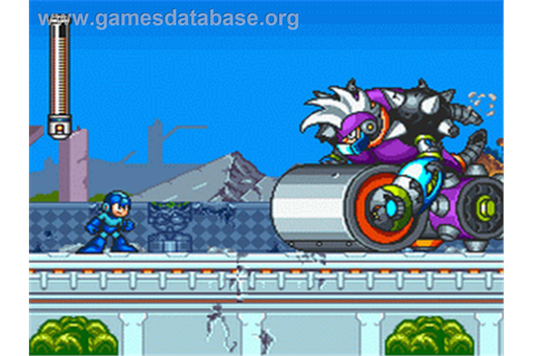 Mega Man 7 - Nintendo SNES - Games Database