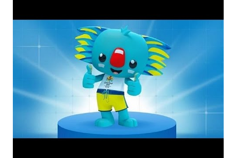 Blue koala Borobi revealed as official mascot for 2018 ...
