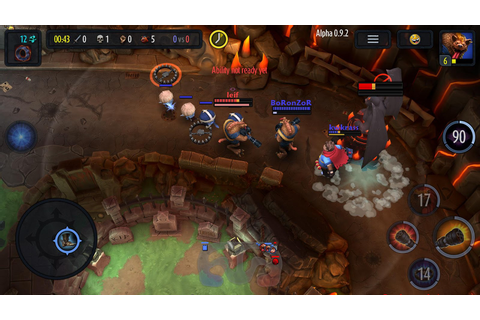 Heroes of SoulCraft - MOBA - Android Apps on Google Play