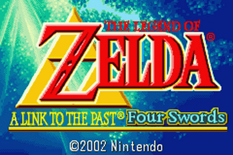 Play Legend of Zelda, The - A Link to the Past & Four ...
